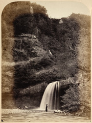 The Ladies Fall - Yscwd Gwladis, Vale Of Neath